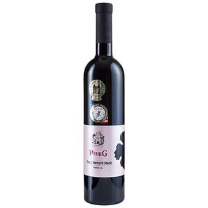Pereg Blackcurrent wine